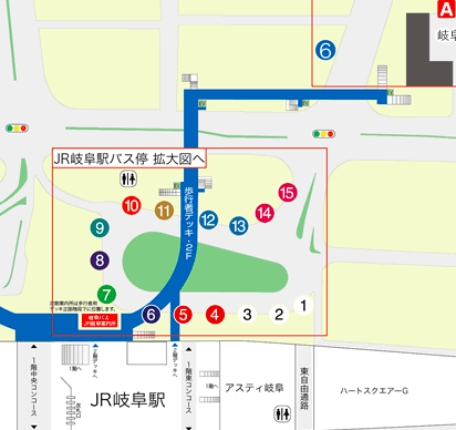 長良川花火 臨時バス