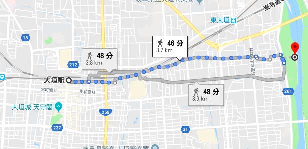 大垣花火大会